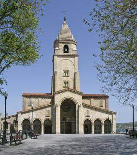 parroquia mayor de san pedro apostol gijon