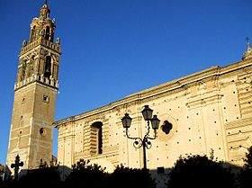 Parroquia Mayor de Santa Cruz (Écija)