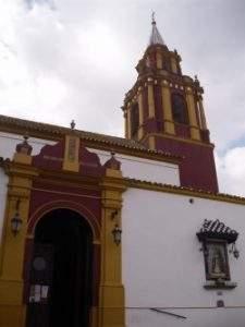 Parroquia Mayor de Santa María la Blanca (Los Palacios y Villafranca)