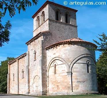 parroquia monasterio de rodilla monasterio de rodilla