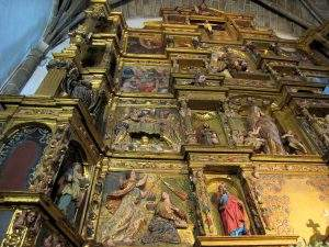 Parroquia Nuestra Señora de la Blanca (Navalosa)