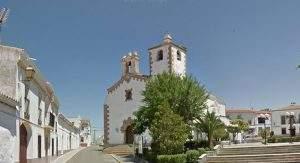 Parroquia Nuestra Señora de la Consolación (Santiago de Alcántara)