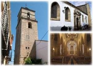 Parroquia Nuestra Señora de la Encarnación (Castellar de Santisteban)