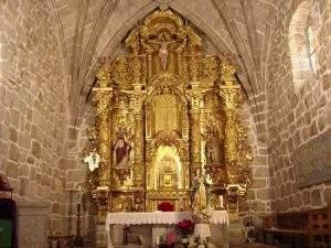 Parroquia Nuestra Señora de la Natividad (Higuera de las Dueñas)
