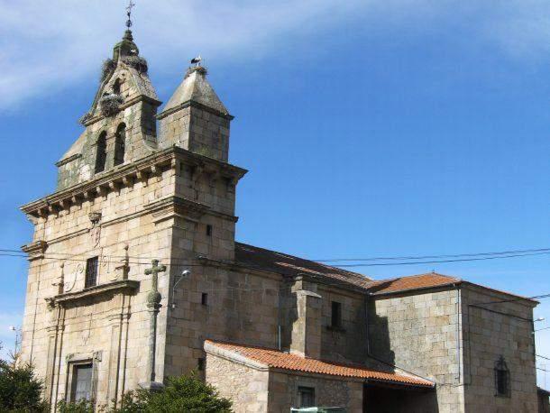 parroquia nuestra senora de la o el cubo de don sancho
