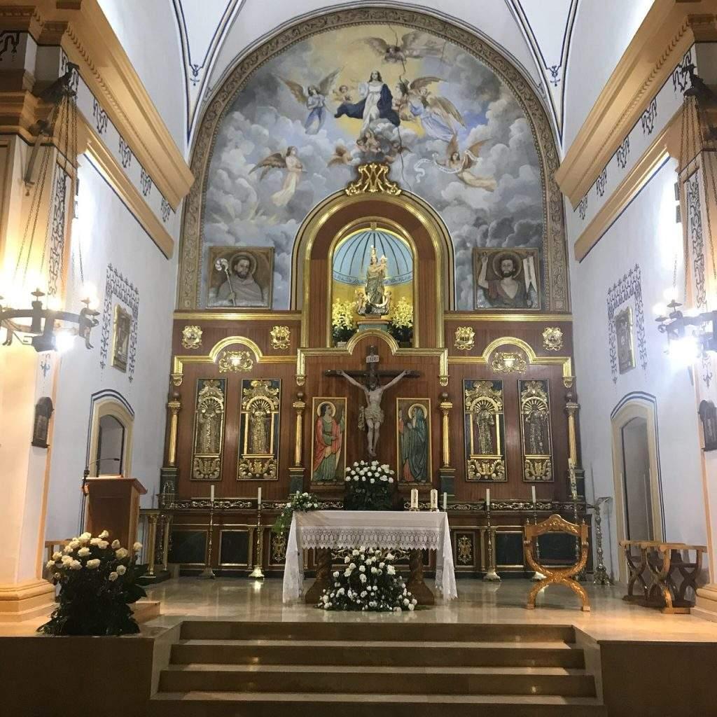 parroquia nuestra senora del socorro murcia