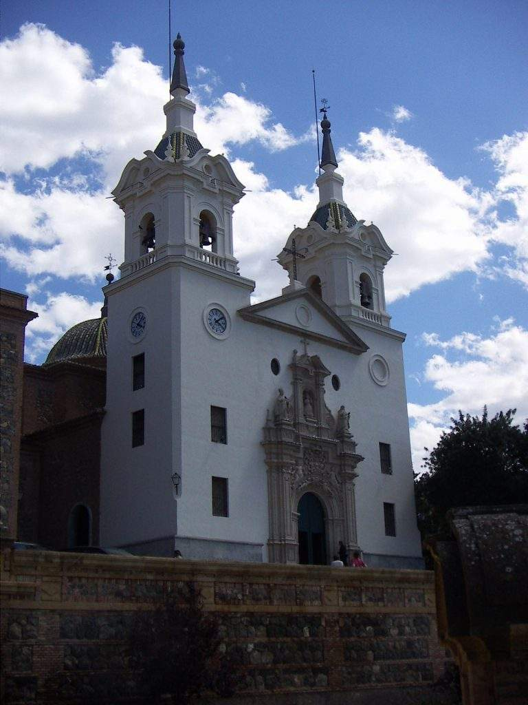 parroquia nuestra senora fuensanta murcia