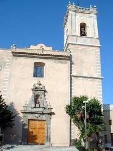 Parroquia San Antonio Abad (Gilet)