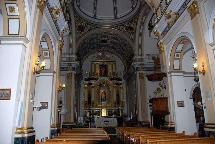 parroquia san antonio abad sumacarcer