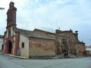 parroquia san bartolome zarza capilla