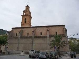 Parroquia San Bernardo de Cirat (Cirat)