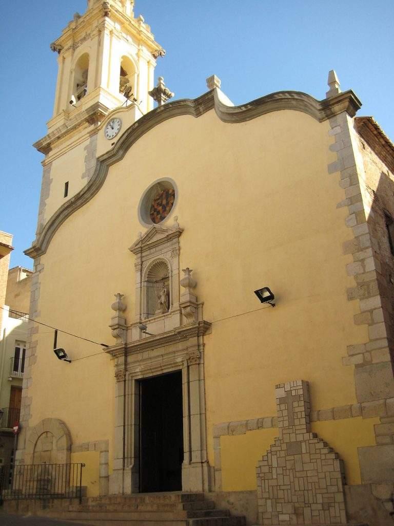 parroquia san cristobal ribesalbes