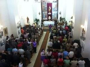 Parroquia San Isidro Labrador (Gata)