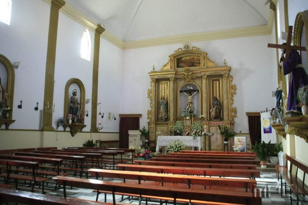 parroquia san isidro labrador puente de genave