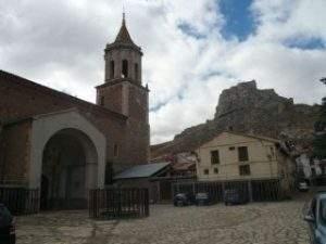 Parroquia San Juan Bautista (Aliaga)
