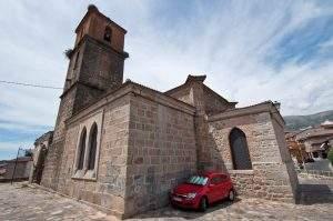 Parroquia San Juan Bautista (Casavieja)