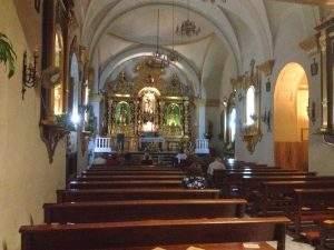 Parroquia San Juan Bautista (los Villares)