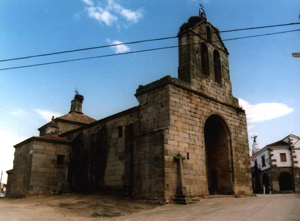 parroquia san juan bautista villar de la yegua