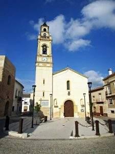 Parroquia San Miguel Arcángel (Masalaves)