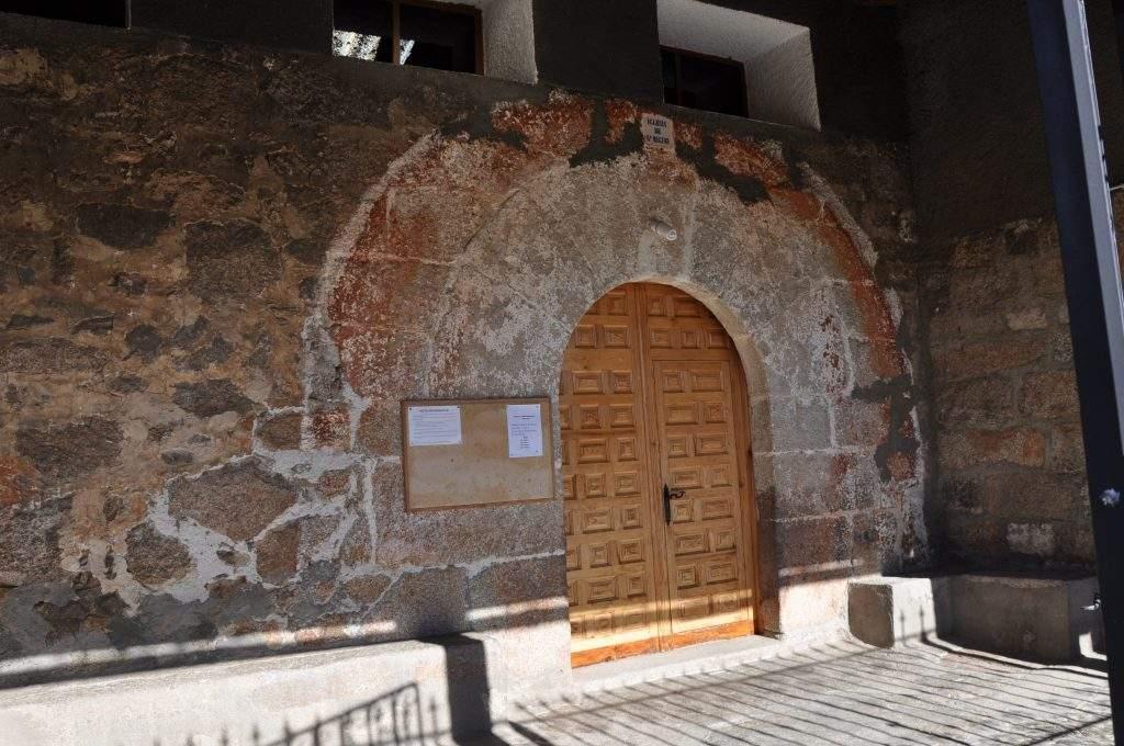 parroquia san miguel arcangel navatalgordo