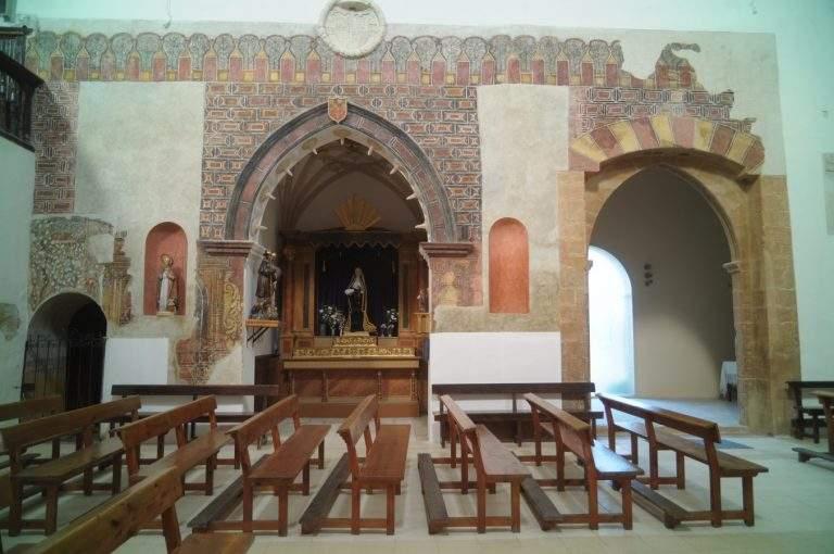 parroquia san miguel arcangel tarazona