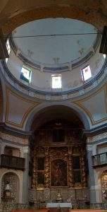 Parroquia San Miguel Arcángel (Villafranca de Ebro)