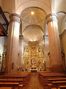 parroquia san miguel larraga
