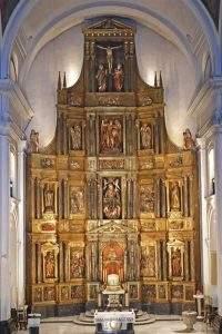 parroquia san miguel zabalza