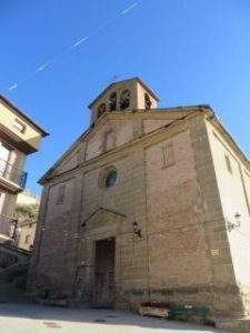 Parroquia San Nicolás de Bari (Cerezo de Río Tiron)