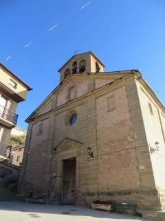 parroquia san nicolas de bari cerezo de rio tiron