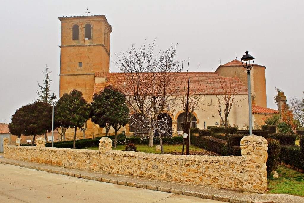 parroquia san pedro apostol el pedroso de la armuna