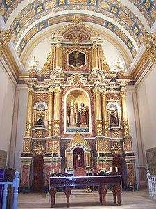Parroquia San Pedro y San Pablo (Ademuz)