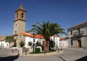 Parroquia San Sebastián (Añora)