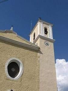 Parroquia Santa Bárbara (Higueruelas)