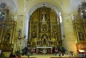 Parroquia Santa Cecilia (Espinosa de Villagonzalo)