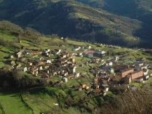 Parroquia Santa María de Urbies (Mieres)