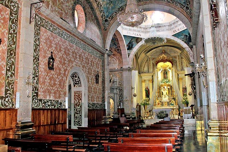 parroquia santa maria del cielo arantza