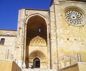 Parroquia Santa María la Blanca (Villalcázar de Sirga)
