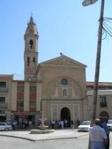 Parroquia Santa María la Mayor (Pina de Ebro)