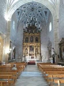 Parroquia Santa María la Mayor (Torreperogil)