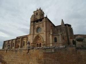 Parroquia Santa María la Real (Sasamon)