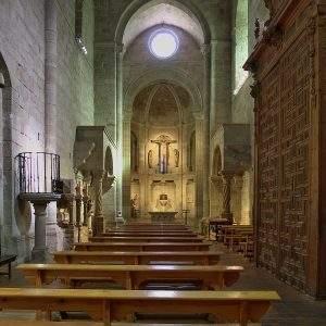 Parroquia Santa María Magdalena (Ahigal de los Aceiteros)