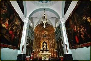 parroquia santa maria pueyo