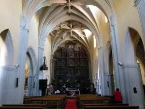 Parroquia Santa María (Villafafila)
