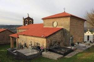 Parroquia Santa Marta (Ourense)