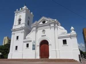 Parroquia Santa Marta Virgen (Santa Marta)