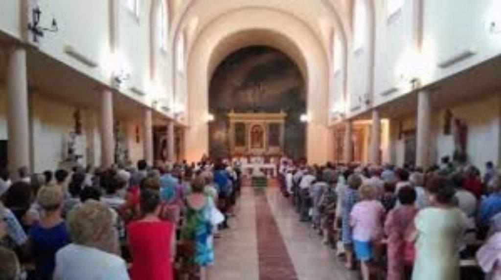 parroquia santa rosa de lima venta de banos