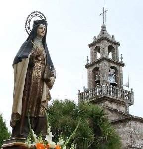 Parroquia Santa Teresa (A Cañiza)