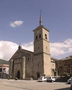 parroquia santiago apostol losar de la vera