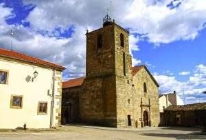 Parroquia Santiago Apóstol (Sobradillo)